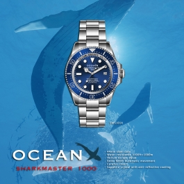 OceanX - Sharkmaster 1000 / SMS1014