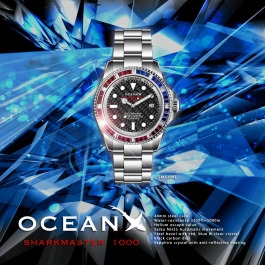 OceanX - Sharkmaster 1000 / SMS1041