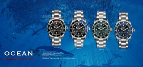OceanX - Sharkmaster 600 / SMS611, SMS612, SMS613 & SMS614