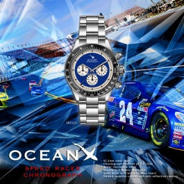 OceanX - Speed Racer Chronograph / SRS115